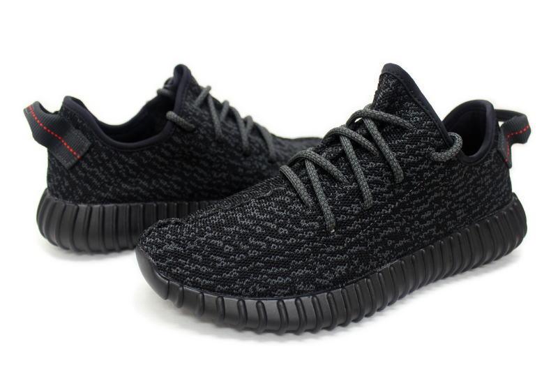 Adidas YEEZY BOOST 350 BLACK AQ2659 아디다스 간편한 부스트 350 검정