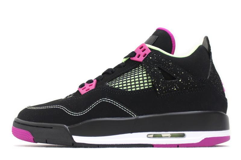 01f0dc3bc9 NIKE AIR JORDAN 4 RETRO 30TH GG FUCHSIA 705344-027 Nike Air Jordan 4 retro  ...