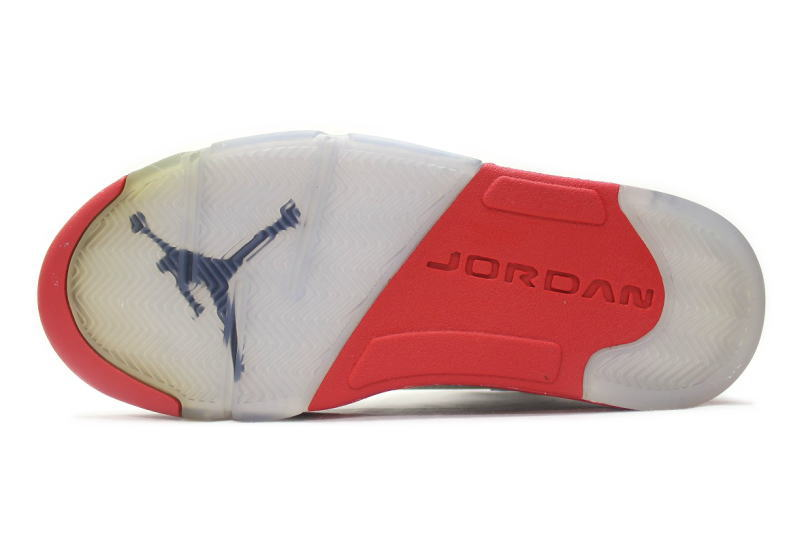 promo code 904c9 710e8 5 136,027-120 NIKE AIR JORDAN RETRO BLACK TONGUE nike Air Jordan 5  nostalgic black vero FIRE RED fire red numbering