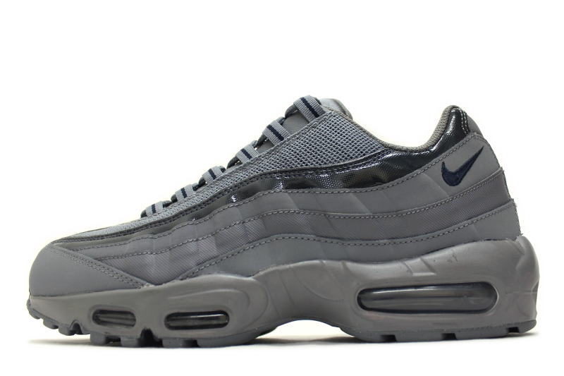 NIKE AIR MAX 95 SI JD EXCLUSIVE COOL GREY 329,393 044 Kie Ney AMAX 95 JD sports comment is gray