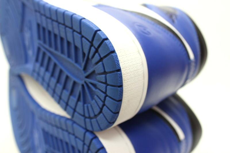 耐克空气约旦 1 x 片段 716371-040 耐克乔丹 1 片段设计 OG AJ1 复古高