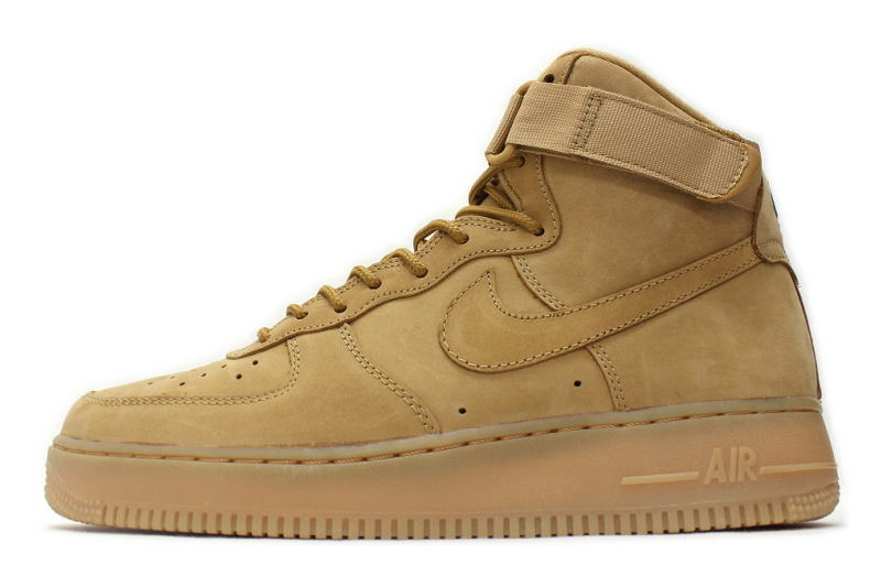 nike air force 1 07 high wheat flax nz