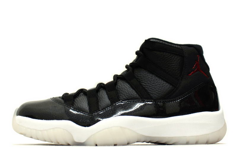 buy popular 95c0b 3624c NIKE AIR JORDAN 11 RETRO THREE QUARTER 378037-002 Nike Air Jordan 11 retro  three-quarter 72-10
