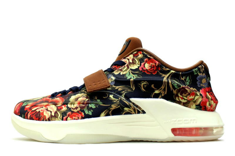 size 40 ae316 ef4fc NIKE KD 7 EXT QS FLORAL 726438-400 Nike KD 7 floral Kevin Durant