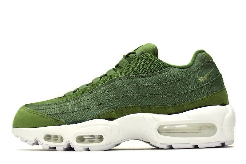timeless design 51c70 87ab0 NIKE AIR MAX 95   STUSSY OLIVE 834668-337-Nike Air Max 95 Stussy olive