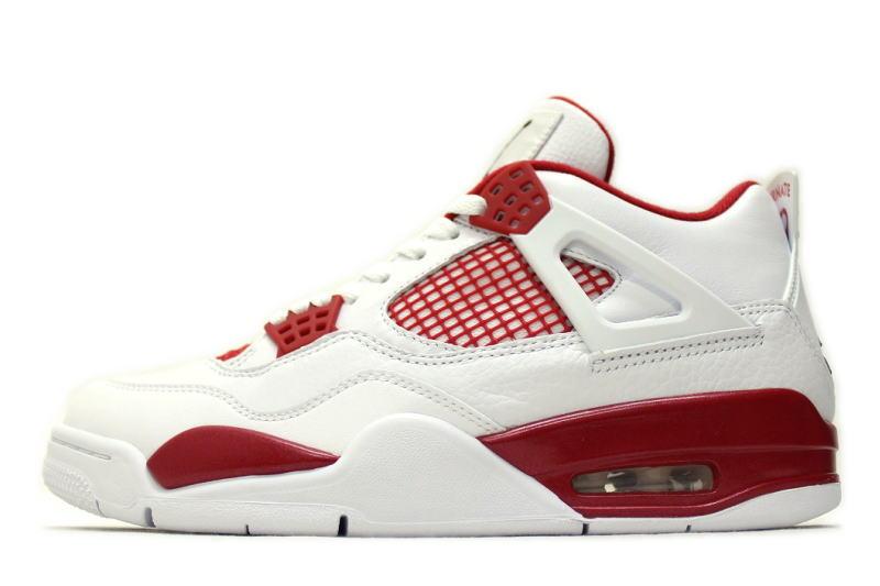 wholesale dealer 39854 88038 NIKE AIR JORDAN 4 RETRO ALTERNATE 89 308497-106 Nike Air Jordan 4 retro  alternate