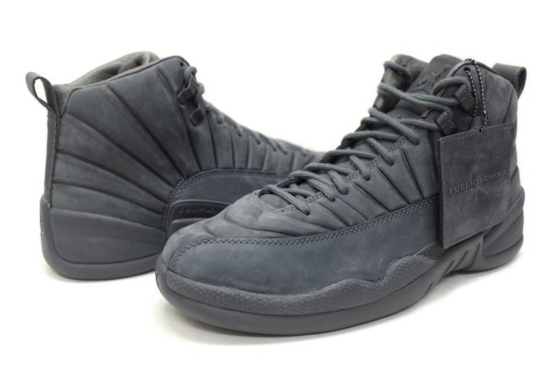 a4f440a3e27 ... NIKE AIR JORDAN 12 RETRO PSNY 130690-003 Nike Air Jordan 12 retro  public schools ...