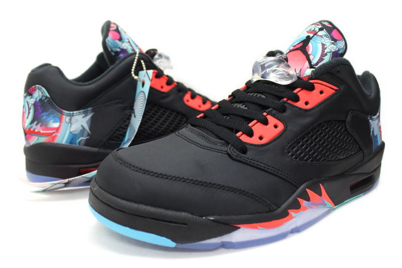 a989c998b752a1 NIKE AIR JORDAN 5 RETRO LOW CNY CHINESE NEW YEAR 840475-060 Nike Air Jordan  retro 5 low Chinese new year