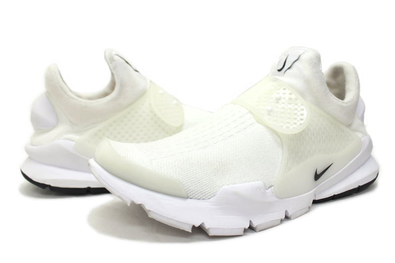 01327839379 NIKE SOCK DART SP INDEPENDENCE DAY WHITE 686058-111 Nike sock DART  independence day white