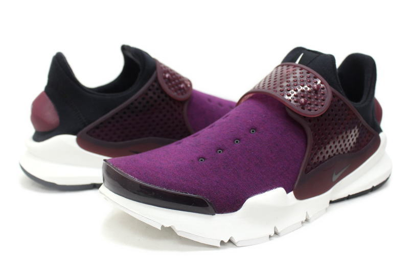 competitive price 0b652 f4740 NIKE SOCK DART TECH FLEECE MULBERRY 834669-501 Nike sock dirt tech lease  Mulberry