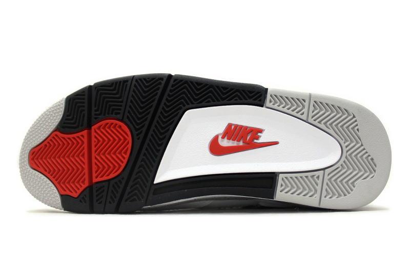 NIKE AIR JORDAN 4 RETRO OG CEMENT 840606-192 Nike Air Jordan 4 retro white  cement 55b8e9ca3