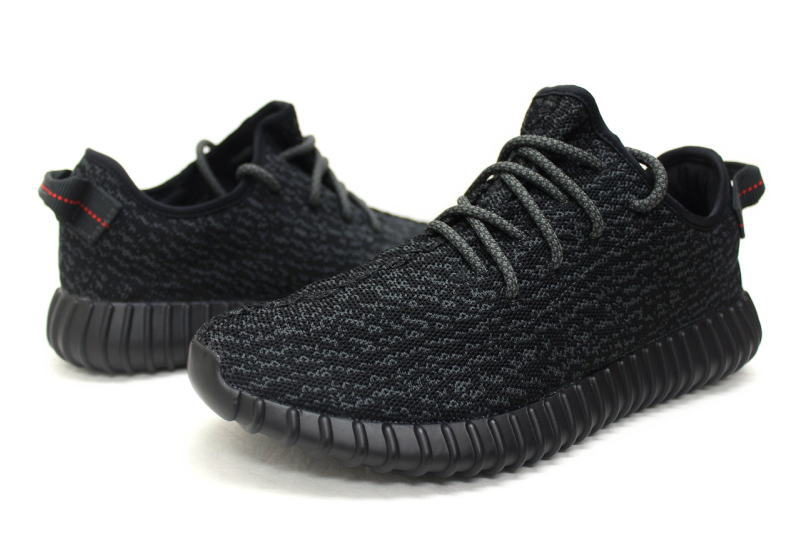 huge discount d749c a88c2 adidas YEEZY BOOST 350 BLACK BB5350 adidas EZ boost 350 black