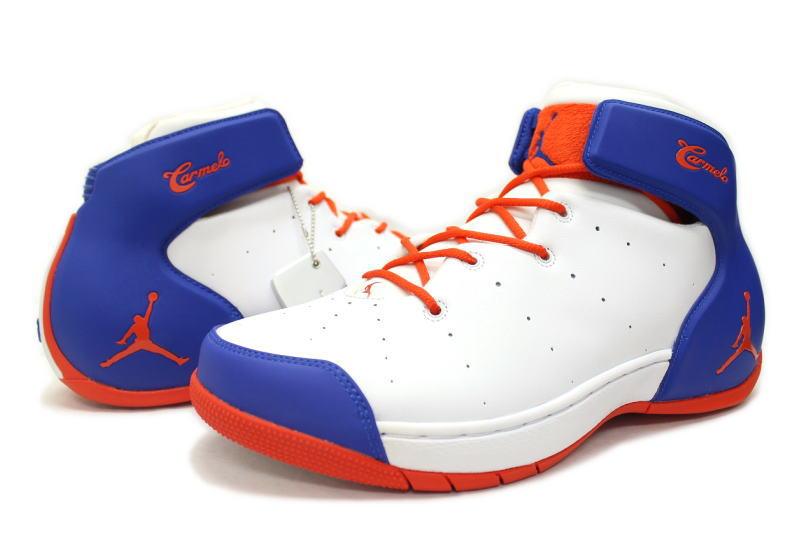 sale retailer 669e5 c40b0 ... NIKE JORDAN MELO 1.5 KNICKS 631,310-108 Nike Jordan Melo New York  Knicks car Melo ...