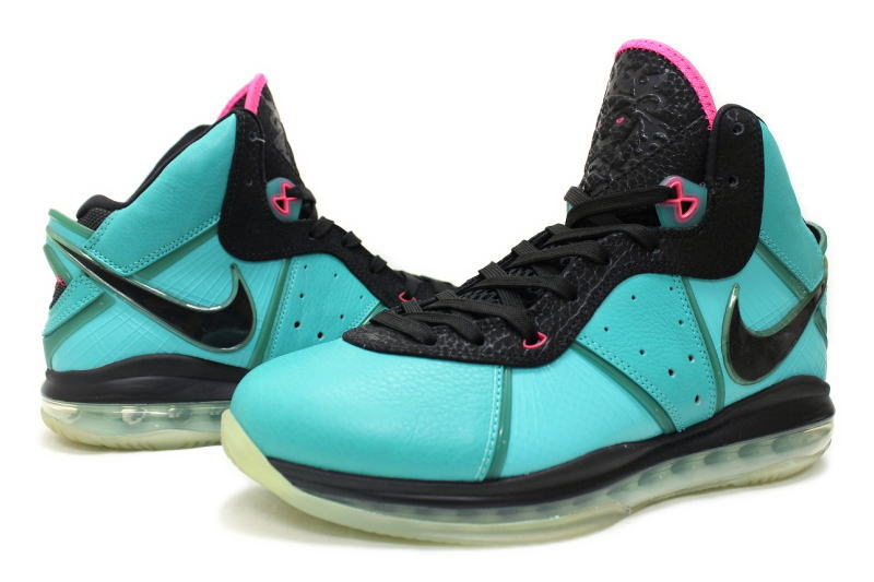best service bf3e5 78e2f NIKE LEBRON 8 SOUTH BEACH 417098-401 Nike LeBron South Beach