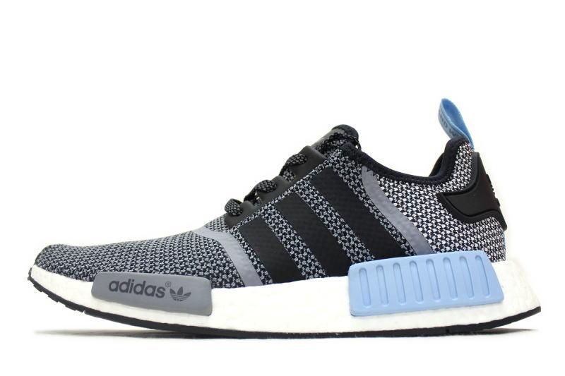 nmd adidas light blue