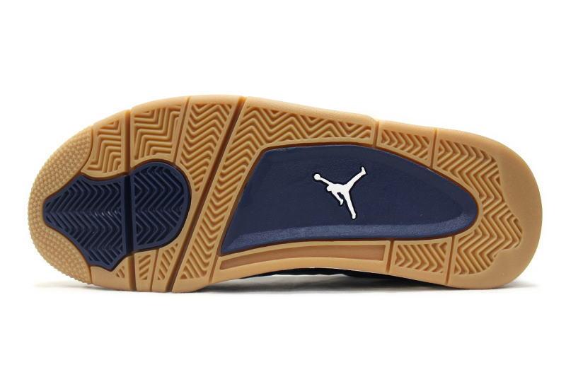f7a75089ab9e NIKE AIR JORDAN 4 RETRO DUNK FROM AVOBE 308497-425 Nike Air Jordan 4 retro  dunk from above