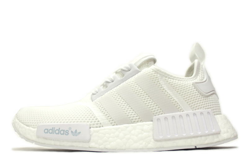 outlet store 64262 9ed05 adidas NMD RNR TRIPLE WHITE S79166 Adidas N M D runner triple white white