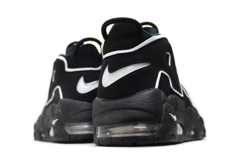 NIKE AIR MORE UPTEMPO BLACK WHITE 414962-002 Nike Air more uptempo black / white 2016