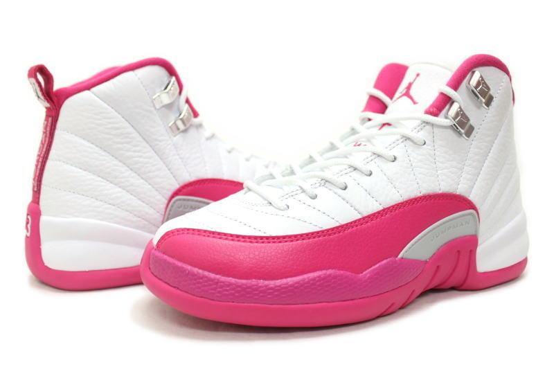 ba1c6f89378c NIKE AIR JORDAN 12 RETRO GG VALENTINE S DAY 510815-109 Nike Air Jordan 12  retro GS women