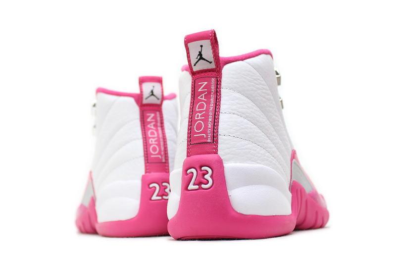 Auc Soleaddict Nike Air Jordan 12 Retro Gg Valentine S Day 510815