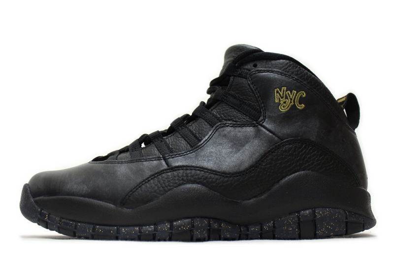 brand new 0cf6b 73645 NIKE AIR JORDAN 10 RETRO NYC 310805-012 Nike Air Jordan 10 retro New York  CITY PACK