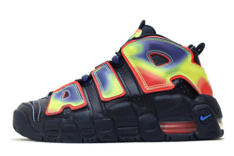 8fc0c967fc NIKE AIR MORE UPTEMPO QS GS HEAT MAP 847652-400 Nike Air more uptempo  heatmap ...
