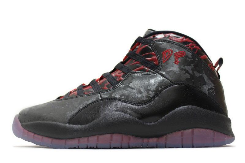 NIKE AIR JORDAN 10 RETRO DB DOERNBECHER 636214-066 Nike Air Jordan 10 retro  dorenbecker 851e92bdb9a7