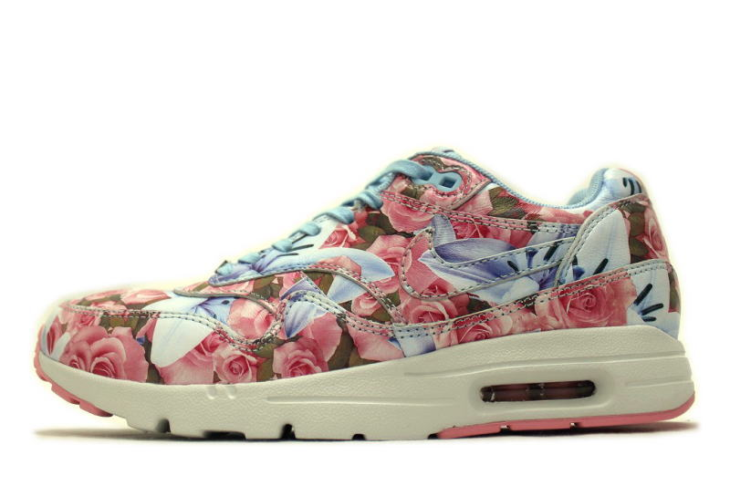 192903c2e NIKE WMNS AIR MAX 1 ULTRA LOTC QS PARIS 747105-400 Nike women s Air Max one  ultra Paris