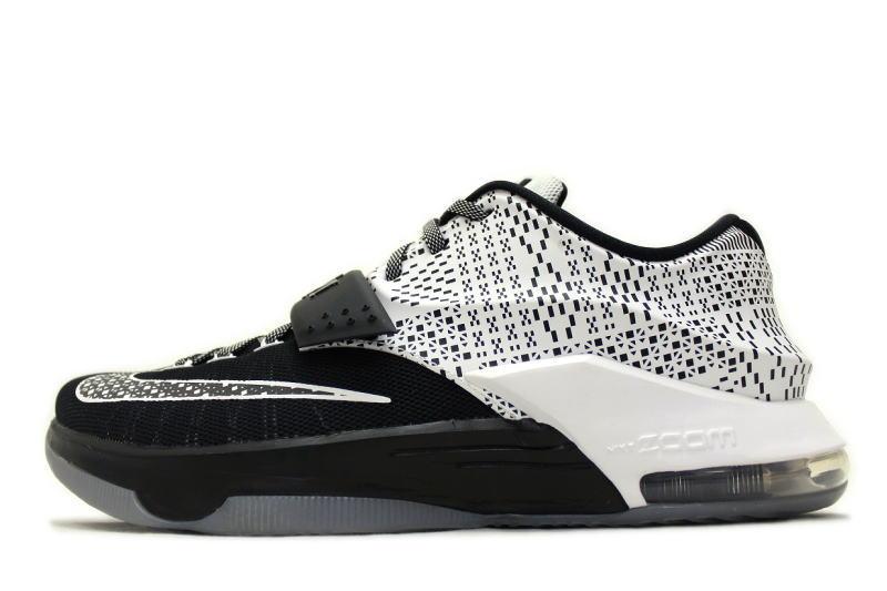 new style 15a90 1f9a2 NIKE KD VII BHM 718817-010 Nike KD 7 black