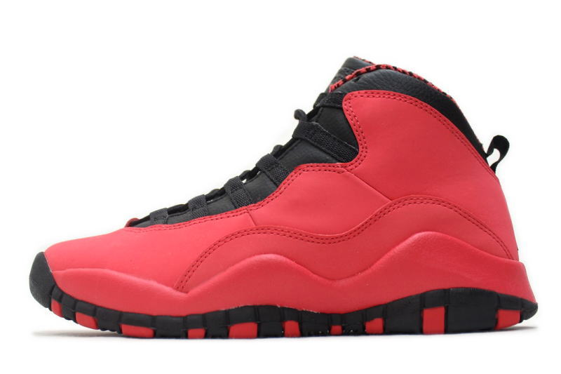 pretty nice 34d55 fa900 ... netherlands nike girls air jordan 10 retro gs fusion red 487211 605 nike  air jordan 10