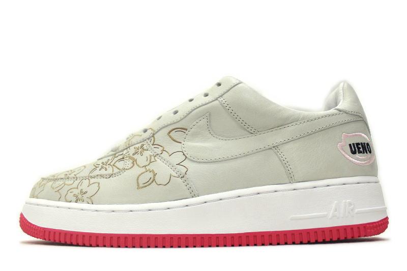 big sale f9dcd 45ae5 NIKE AIR FORCE 1 UENO SAKURA 309360-001 Nike air force one Ueno cherry