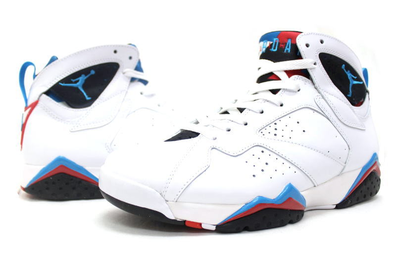 Nike Air Jordan 7 Retro Orion Blue 304775 105
