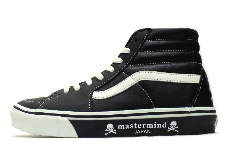 VANS SK8-HI JAPAN mastermind * 빵 마스터 마인드 재팬 스케이트 높은 MMJ