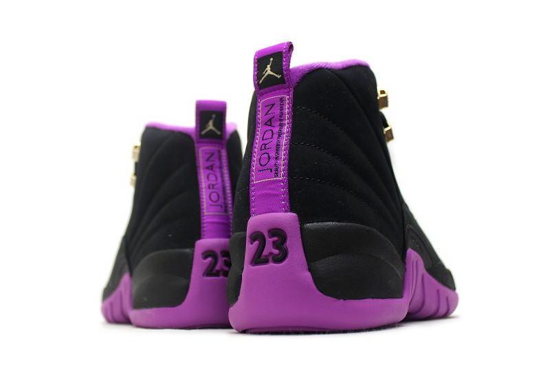 69188e4fcbb ... NIKE AIR JORDAN 12 RETRO GG HYPER VIOLET 510815-018 Nike Air Jordan 12  retro ...