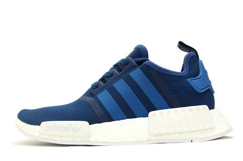 new style 781d9 268a3 discount code for adidas nmd runner blue denmark f6062 054cf