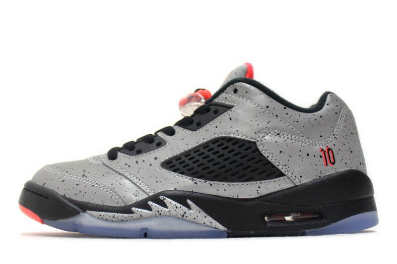 newest aa8f2 74c7c NIKE AIR JORDAN 5 RETRO LOW NEYMAR BG 846316-025 Namur GS Womens, Nike ...