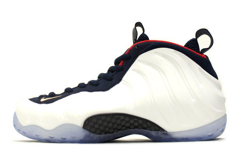 pretty nice 0d795 2a1c7 NIKE AIR FOAMPOSITE ONE PRM OLYMPIC 575420-400 Nike Air form posit one  premium PREMIUM games