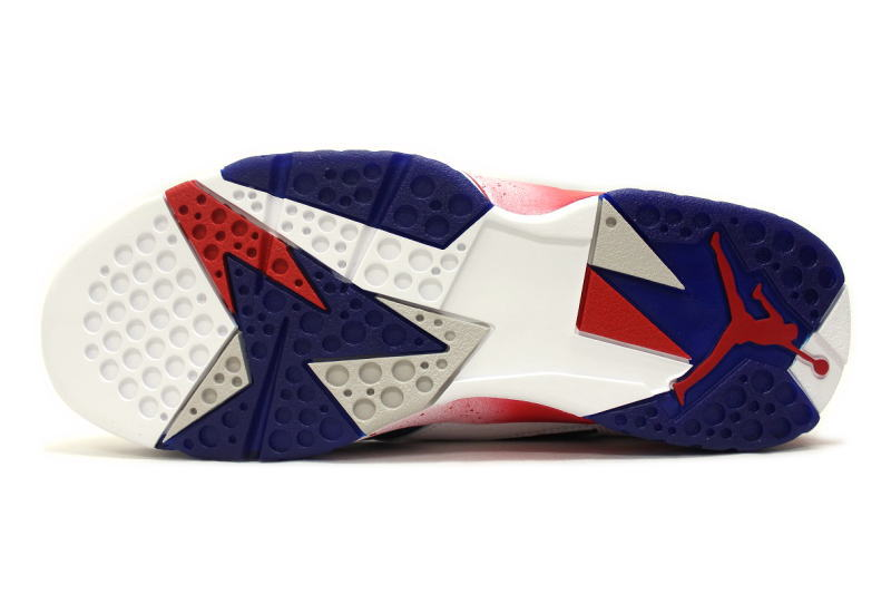 f1c0fc150aa424 NIKE AIR JORDAN 7 RETRO TINKER ALTERNATE OLYMPIC 304775-123 Nike Air Jordan 7  retro tinker alternate Olympic Games