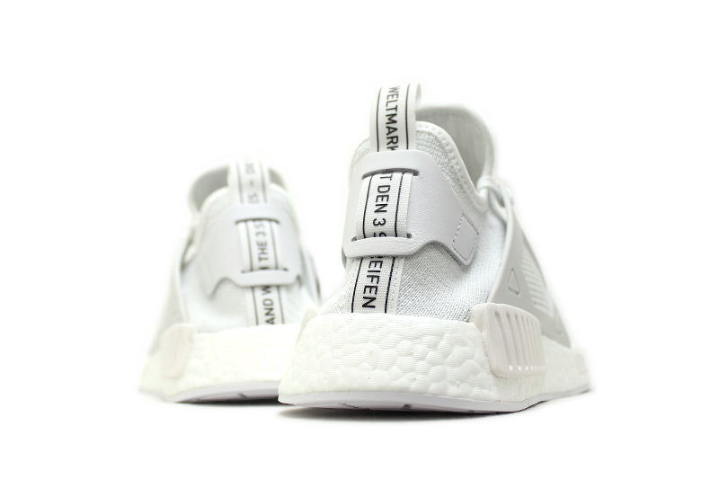 Adidas Nmd Xr1 White White Black His trainers Offspring