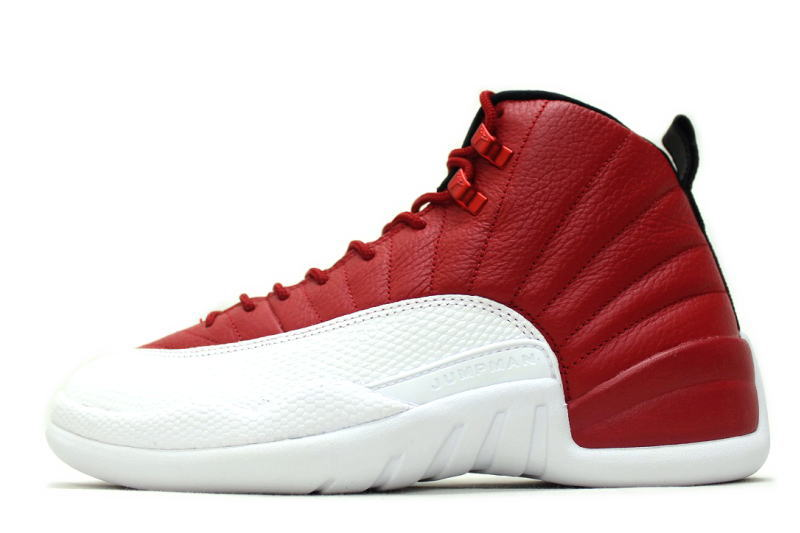 0589faa5c1b NIKE AIR JORDAN 12 RETRO GYM RED 130690-600 Nike Air Jordan 12 retro Jim  Redd s