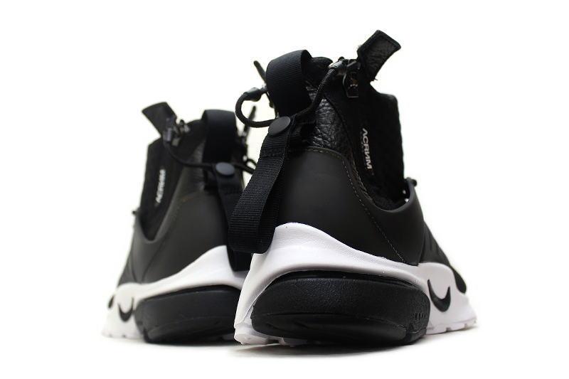 Nike×acronym AIR PRESTO MID OLIVE 844672-200 Nike acronium air Presto mid olive
