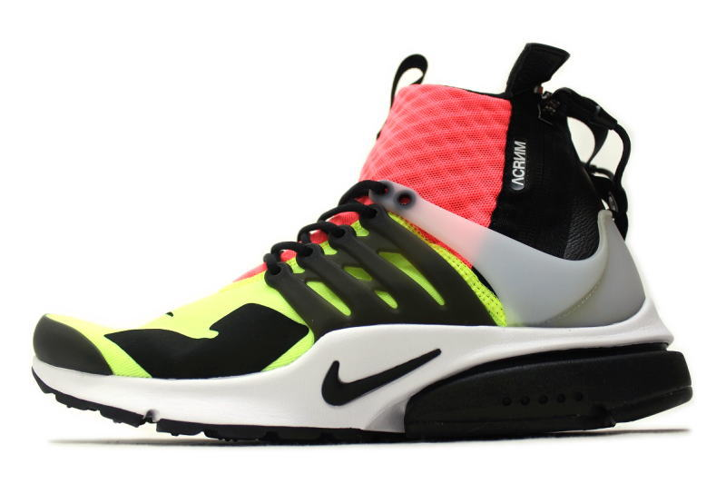 bb6e5630525c Nike×acronym AIR PRESTO MID HOT LAVA 844672-100 Nike acronium air Presto  mid hot lava MULTI multi