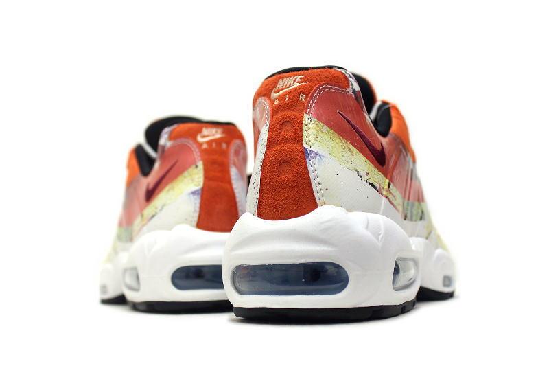 1ee1513134 auc-soleaddict: Nike×size? X DAVE WHITE AIR MAX 95 / DW FOX 872640 ...