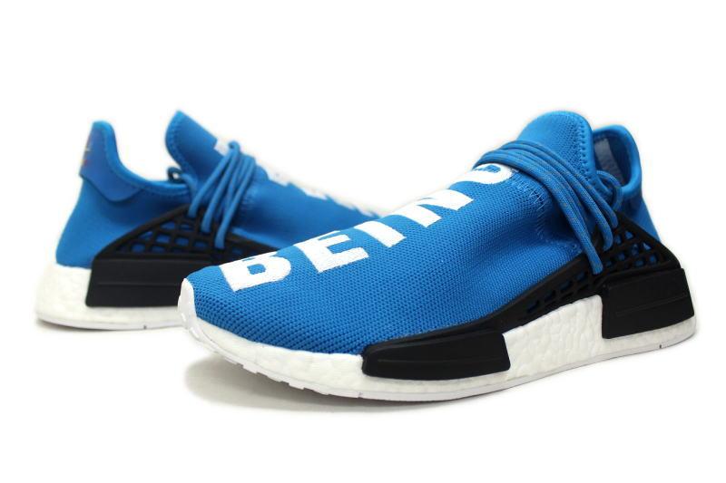 be34c95643f9 adidas PW HUMAN RACE NMD SHARP BLUE BB0618 adidas Farrell-Williams human  race ENAM die PHARRELL WILLIAMS sharp blue
