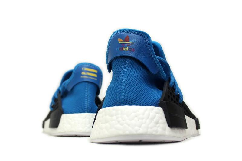 1a5239e4fbbd1 adidas PW HUMAN RACE NMD SHARP BLUE BB0618 adidas Farrell-Williams human  race ENAM die PHARRELL WILLIAMS sharp blue
