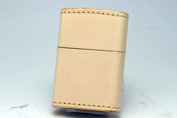 ZIPPO[ジッポー]革巻リーズ Leather Works CHAOS(レザーワークスカオス) LWC(Z)EUダブルバット