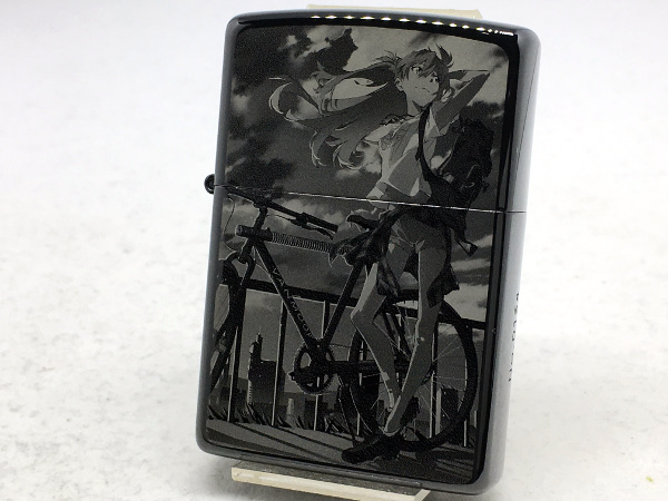 【送料無料】RADIO EVA 465 Zippo EVA/アスカ(The Zippo Lighter β bicycle) by RADIO EVA/アスカ(The bicycle), タイムクラブ セレクト:c61e32d7 --- officewill.xsrv.jp
