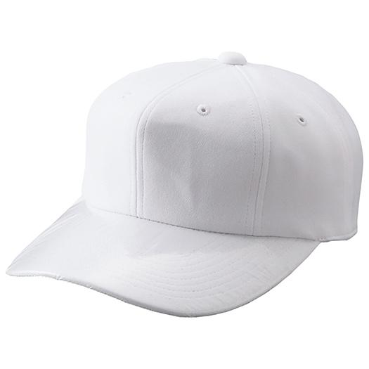 507c590e747 Hat 12JW3B0101 white cap for the Mizuno (Mizuno) baseball every quarter  exercise