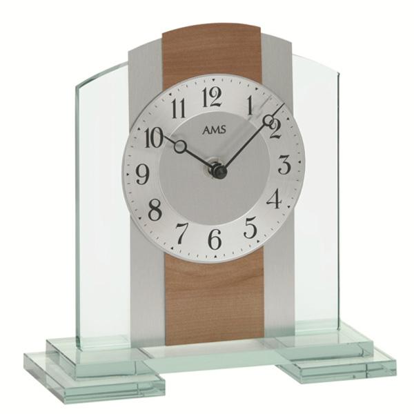【正規輸入品】ドイツ アームス AMS 1124 クオーツ 置き時計 (置時計) ナチュラル 【記念品 贈答品に名入れ(銘板作成)承ります】【熨斗印刷承ります】
