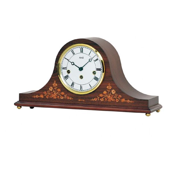【正規輸入品】ドイツ アームス AMS 2188-1 機械式 置き時計 (置時計) ボンボン時計 【記念品 贈答品に名入れ(銘板作成)承ります】【熨斗印刷承ります】[送料区分(大)]